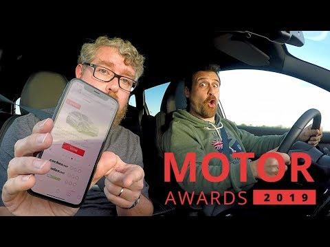 MOTOR AWARDS 2019   Vota el Mejor Coche del Año