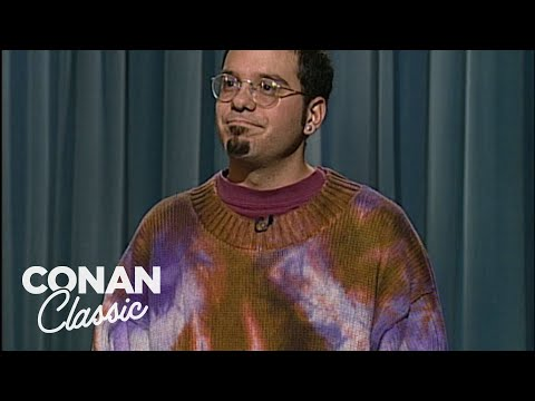 """David Cross Stand-Up - """"Late Night With Conan O'Brien"""" 02/17/94"""