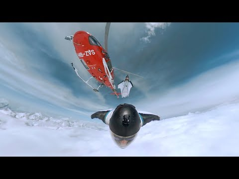 GoPro Awards: Swiss Alps Proximity Flight with Fusion