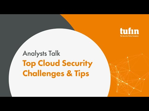 Forrester Analyst Insight: Top Cloud Security Challenges & Tips