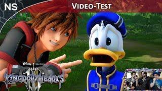 Vidéo-Test : Kingdom Hearts III | Vidéo-Test PS4 (NAYSHOW)