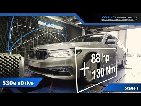 BMW G3x 530e eDrive Remap Stage 1 By BR-Performance