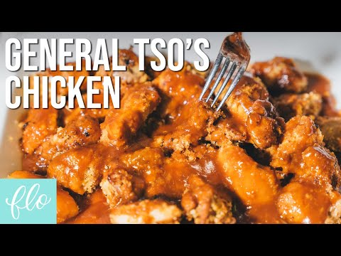 GENERAL TSO'S CHICKEN - Instant Pot
