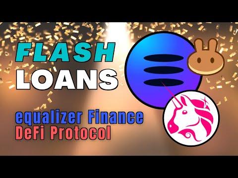 Best DeFi Flash Loans - Equalizer Finance