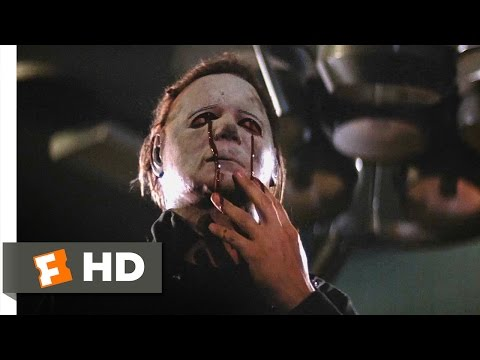 Halloween II (10/10) Movie CLIP - The Burning Death of Michael Myers (1981) HD - default