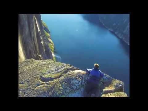 KJERAG i ROGALAND: Norway