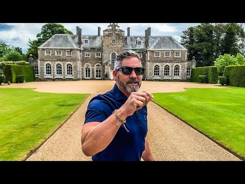 Grant Cardone 10X World Tour London Castle photo