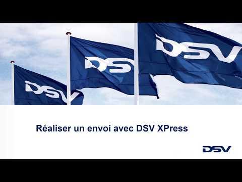 Découvrez comment programmer un envoi sur DSV XPress
