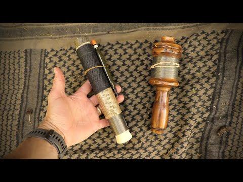 Bushcraft Skills: Hobo Reel Fishing Kit