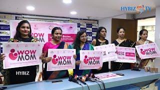 WowMom event celebrating Mom entrepreneurship | Million Moms founder Dr Mani Pavitra