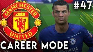 FIFA 19 Manchester United Career Mode EP47 - Facing Ronaldo Again?! Time To Get Revenge!!