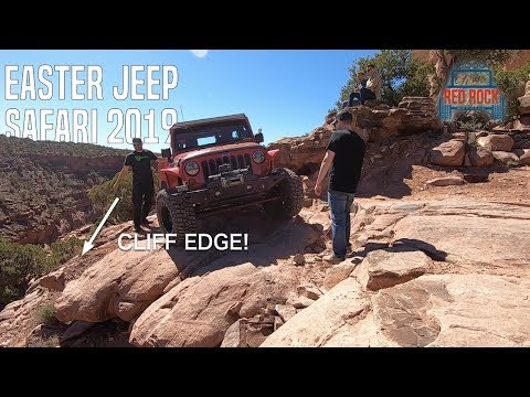 EASTER JEEP SAFARI 2019  Flat Iron Mesa!