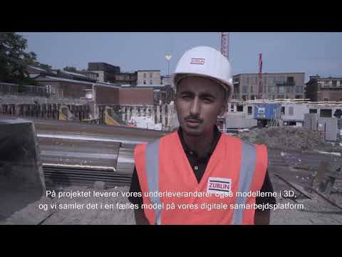 ZÜBLIN teamconcept - working with BIM.5D® at Carlsberg Byen