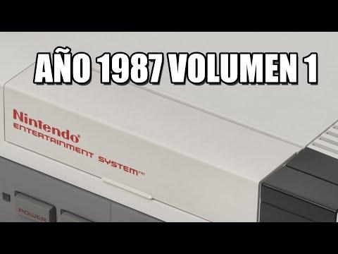 NINTENDO NES 1987 GAMES VOL 1