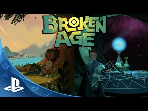 Broken Age - Launch Trailer | PS4, PS Vita - UC-2Y8dQb0S6DtpxNgAKoJKA
