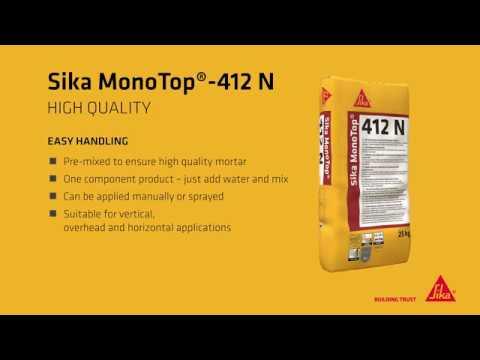 Sika MonoTop 412 N