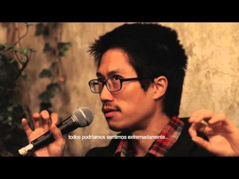 Tao Lin Vs. Alberto Fuguet (Santiago de Chile) - UCrFY8LGxF_m6b8nwPIte3og