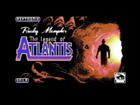 Directitos in the Middle of the Night: Juguemos un par de horas al Legend of Atlantis