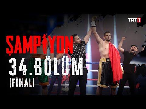Şampiyon 34. Bölüm (FİNAL)