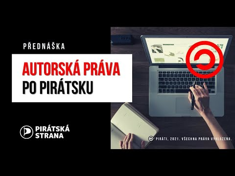 Autorská práva po pirátsku