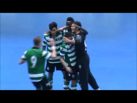 16/17 Golos Jornada 8 - Campeonato Nacional Sub20 - SCP 2 vs Belenenses 2