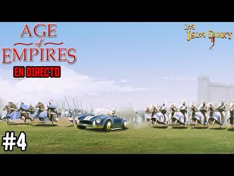 Age of Empires - #4 - Ensemble Studios - Microsoft - 1997 - PC - Walkthrough - Español - En Directo