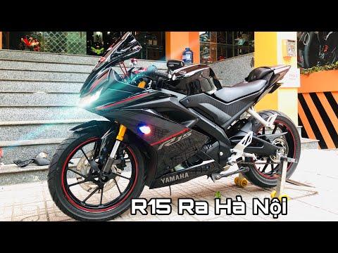 Yamaha R15V3 Từ Nam Ra Tới Bắc Vượt Mùa Bão Luôn   MinhBiker