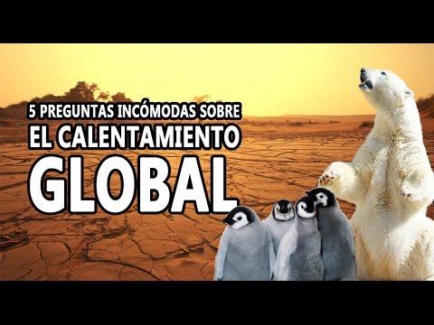 Calentamiento global: ¿Es real?