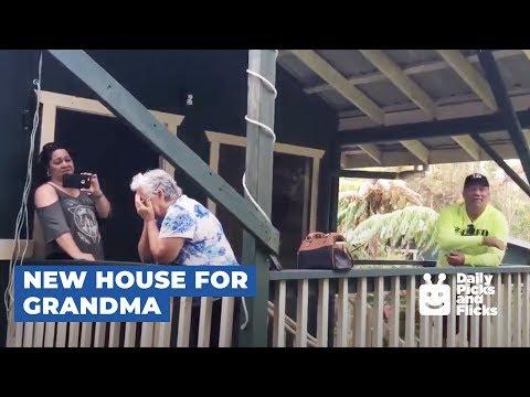 New House For Grandma