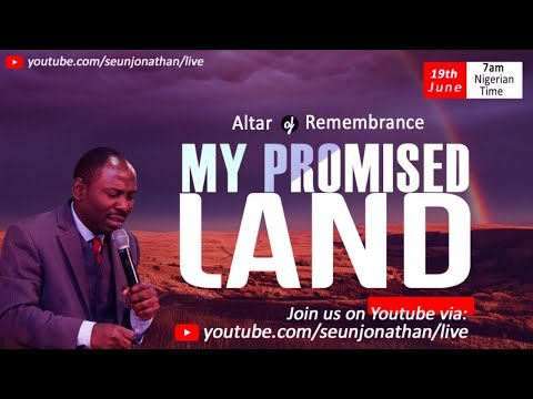 Altar of Remembrance -  MY PROMISED LAND  -- Episode 29