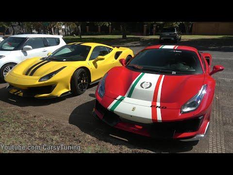A Bordo del Ferrari 488 Pista Piloti de EFESE Oficial + 488 Pista