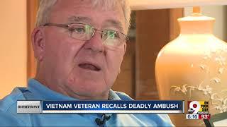 Homefront: Vietnam veteran recalls deadly ambush, long walk home