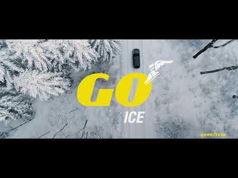 Goodyear esittelee: Talven testivoittaja* uusi UltraGrip Arctic 2