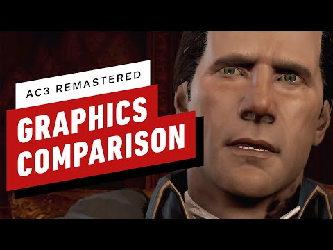 Assassin's Creed 3 Graphics Comparison: Remaster vs. Original - UCKy1dAqELo0zrOtPkf0eTMw