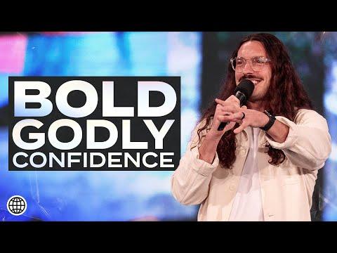 Bold Godly Confidence  Jonathon
