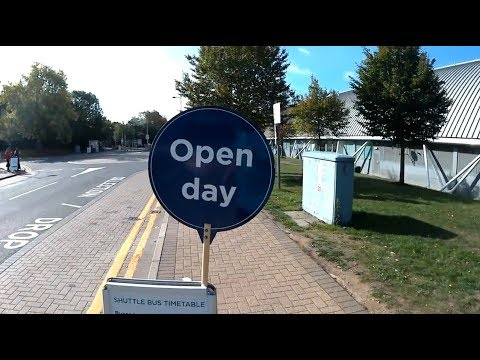 Undergraduate Open Day at Brunel University London