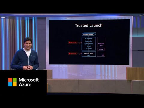 Microsoft Azure trusted launch for virtual machines
