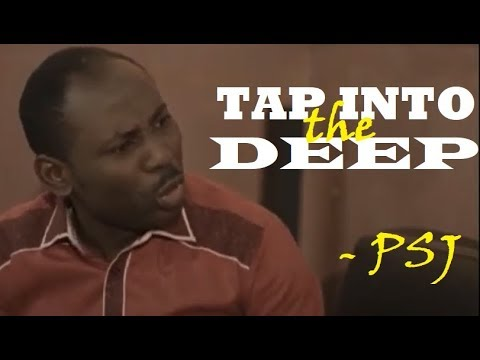 Important Message for YOU! - TAP into the DEEP