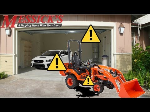 5 Critical Mistakes new tractor owners make Picture