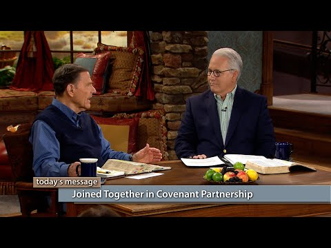 Joined Together in Covenant Partnership