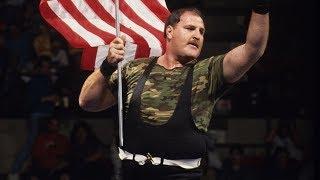Sgt. Slaughter talks history-making WWE Raw Reunion, Undertaker, Golf, Dan Marino, Politics