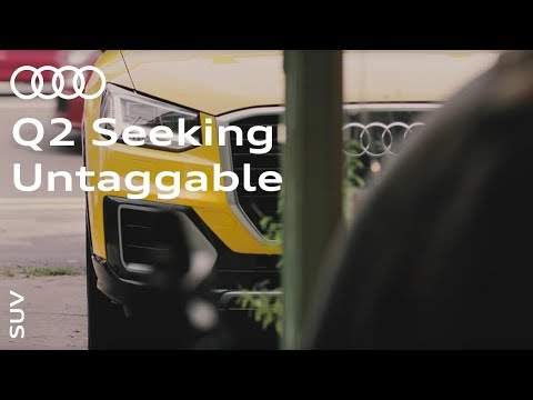 The new Audi Q2: Seeking out #untaggable music in Cardiff and Bristol