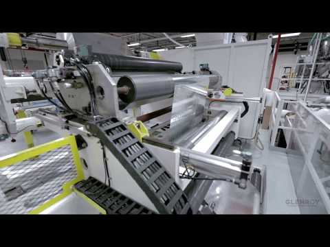 Extrusion Laminating & Coating of Flexible Packaging