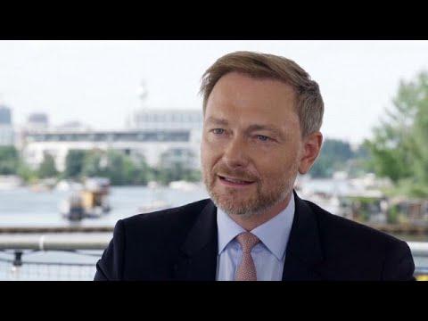 """Christian Lindner, az esetleges jövőbeni német koalíció """"szerencsesütije"""""""
