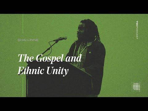 Shai Linne  The Gospel and Ethnic Unity  TGC Podcast