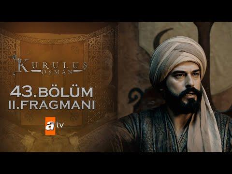 Kuruluş Osman 43. Bölüm 2. Fragmanı
