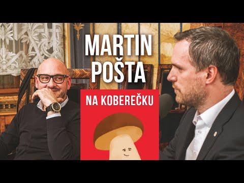 Martin Pošta na Koberečku