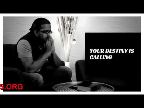 YOUR DESTINY IS CALLING, Daily Promise and Powerful Prayer with Ev. Gabriel Fernandes