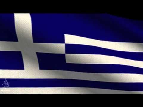 Bayrakların Tarihi - Yunanistan