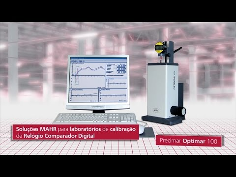 Precimar  Optimar 100  FI  Digital Dial Gage  PT